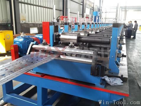 Shelving and Racking Roll Forming Machine