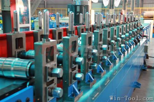 Refrigerator Panel Roll Forming Machine