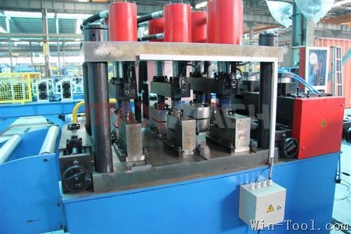Special profile Roll forming machine