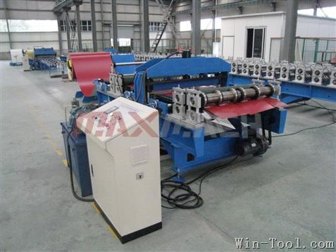 Slitting and Cutting to Length Line
