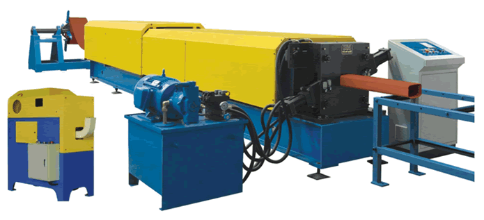 Downspout Roll Forming Machine